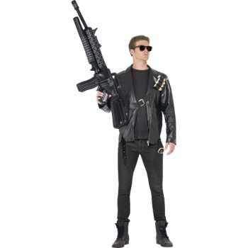 Foute terminator party kleding voor heren