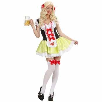 Foute tiroler biermeisje party kleding ulrike