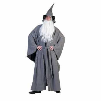Foute tovenaars party kleding voor volwassenen