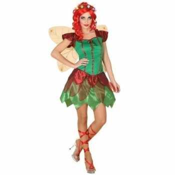 Foute toverfee/elfen jurkje party kleding voor dames