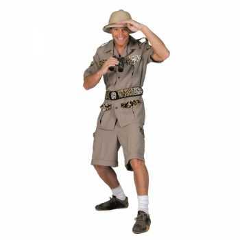 Foute tropen party kleding voor mannen
