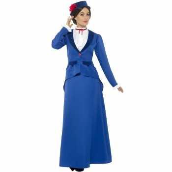 Foute victoriaanse kinderjuffrouw party kleding voor dames