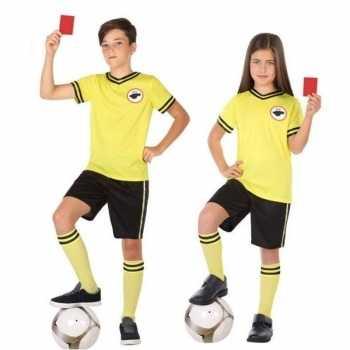 Foute voetbal scheidsrechter party kleding voor kinderen