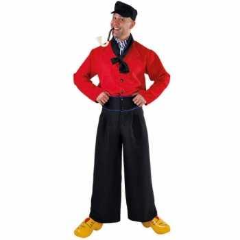 Foute volendams party kleding voor heren