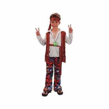 Foute voordelig hippie party kleding voor jongens
