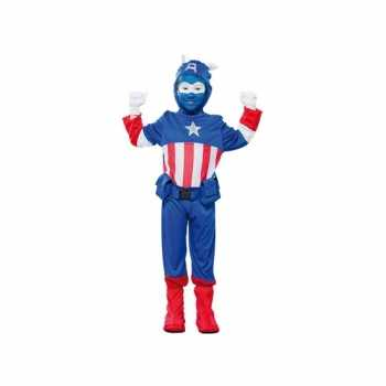 Foute voordelig superheld kapitein party kleding voor jongens