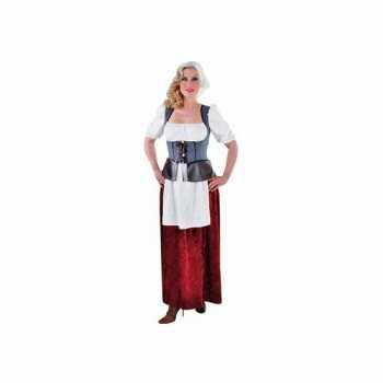 Foute zigeunerin party kleding voor dames