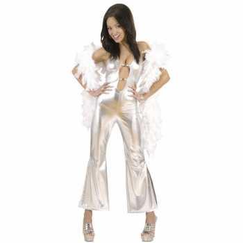 Foute zilveren party kleding party kleding