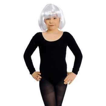 Foute zwarte kinder ballet party kleding